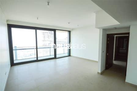 2 Bedroom Flat for Rent in Downtown Dubai, Dubai - Sea Views | High Floor | Available Now