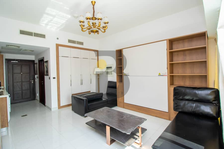 Studio for Rent in Starz Tower by Danube
