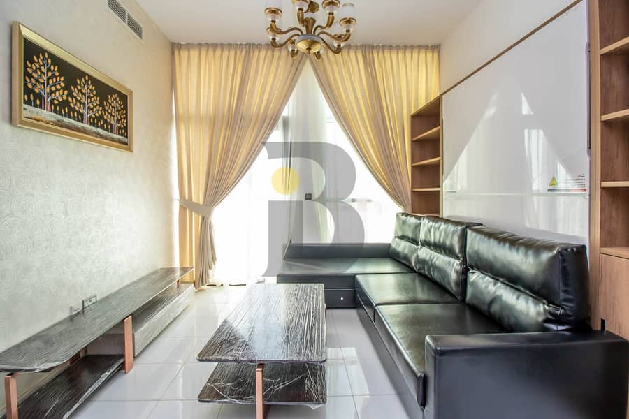 2 Furnished | 1 Bed | Equipped Kitchen | Al Furjan
