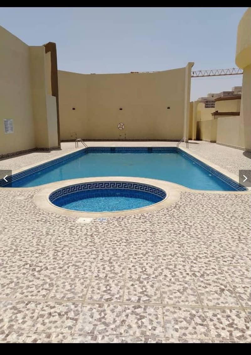 شقة في أبراج أحلام جولدكريست مدينة الإمارات 1 غرف 165000 درهم - 4921498