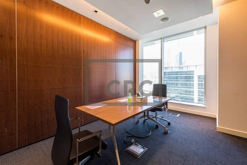 2 Stunning Office | Fitted | Balcony | Mid Flr
