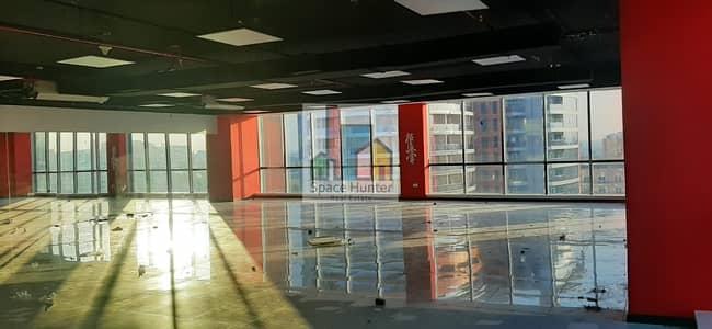 مکتب  للايجار في واحة دبي للسيليكون، دبي - Chiller free/ Fully fitted office Apricot Tower