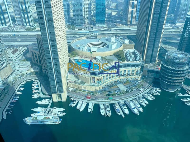 2 Pool View | Furnished | Heart of Dubai Marina | Make an Offer