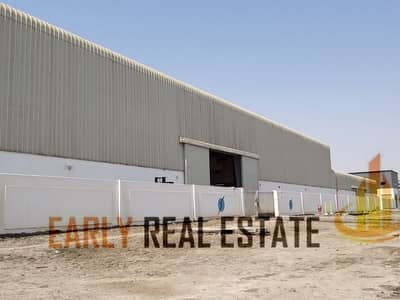 Warehouse for Sale in Mussafah, Abu Dhabi - WAREHOUSE SALE IN ICAD I OFFICE I YARD I MUSSAFAH I ICAD