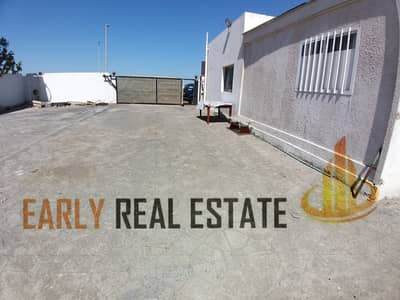 Industrial Land for Rent in Mussafah, Abu Dhabi - LAND DIFFERENT SIZES IN MUSSAFAH , MAFRAQ , ICAD ,