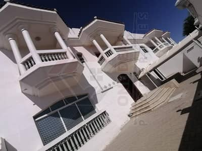 3 Bedroom Villa for Rent in Al Jimi, Al Ain - Duplex Villa | 3 B/r in Jimi with balcony |on a Main Road | maid rm