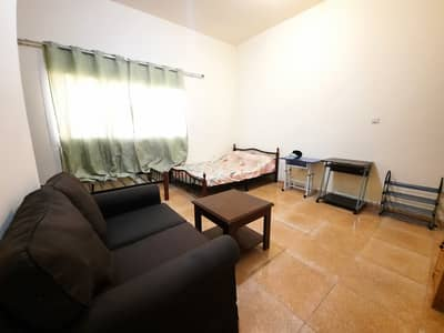 Studio for Rent in Mohammed Bin Zayed City, Abu Dhabi - Monthly Full Furnished Separate Kitchen At MBZ City