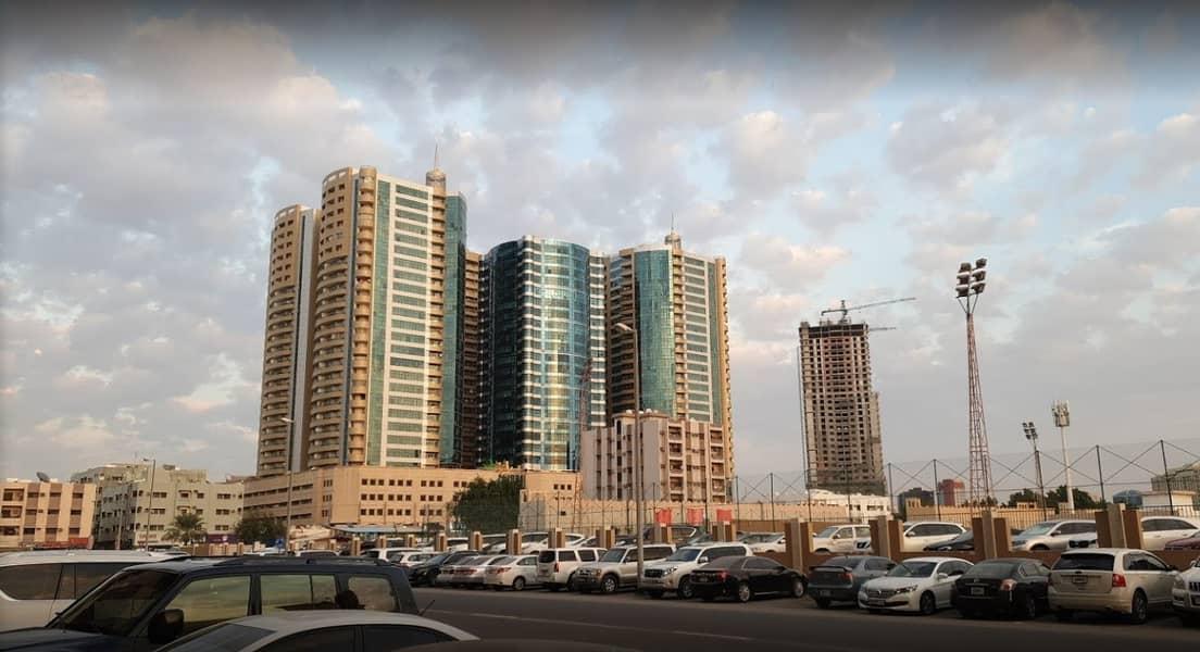 شقة في برج هورايزون C أبراج الهورايزون عجمان وسط المدينة 15000 درهم - 4922200