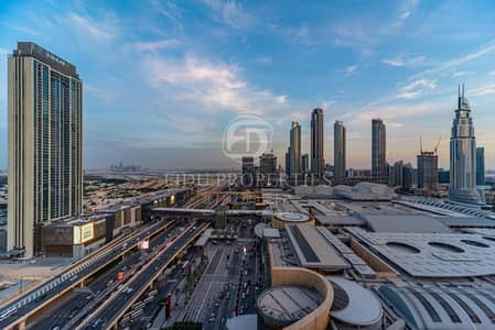 1 Bedroom Apartment for Rent in Downtown Dubai, Dubai - Direct Access to Dubai Mall | Prime Location
