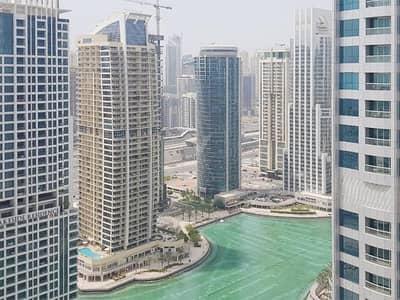 شقة 2 غرفة نوم للبيع في أبراج بحيرات الجميرا، دبي - Excellent Value | Good Location | Vacant Asset