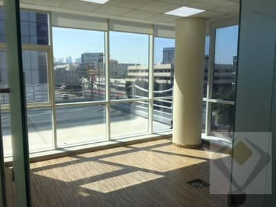 BRAND NEW OFFICES  IN OUD METHA NEAR  TO METRO STATION .