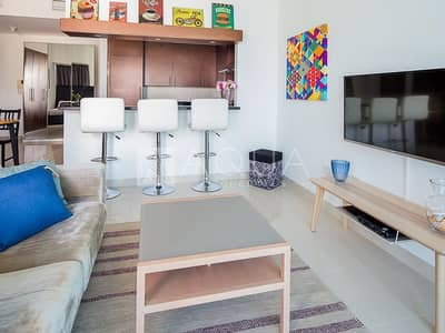Studio for Sale in Business Bay, Dubai - Large Studio | Balcony | Canal & Burj View