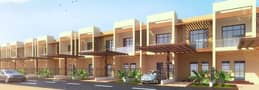 7 Townhouse 1BHK \ Near Almaktom Airport