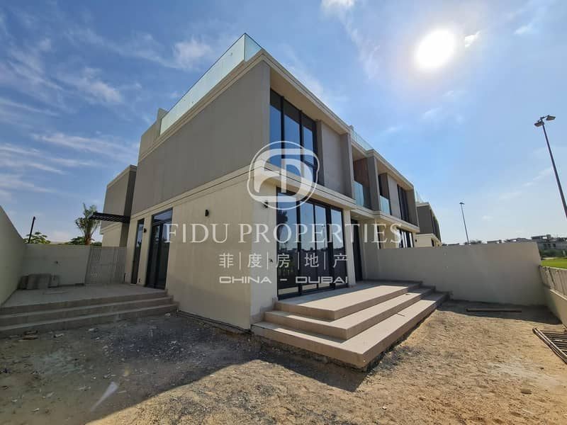 2 Golf View | Roof terrace | Brand New | Maids Room