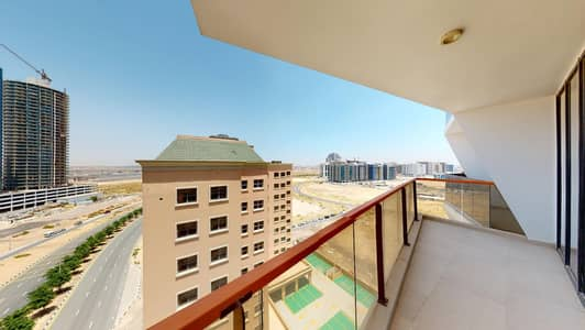 2 Bedroom Apartment for Rent in Dubai Silicon Oasis, Dubai - 50% off commission | Great amenities | 12 payments