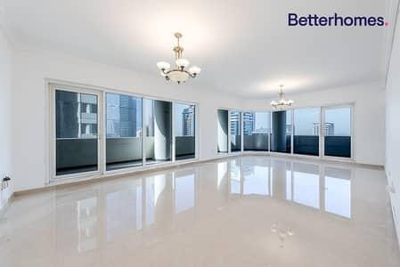 فلیٹ 3 غرف نوم للايجار في شارع الشيخ زايد، دبي - Large 3BR Chiller Free I Maintenance Incl.