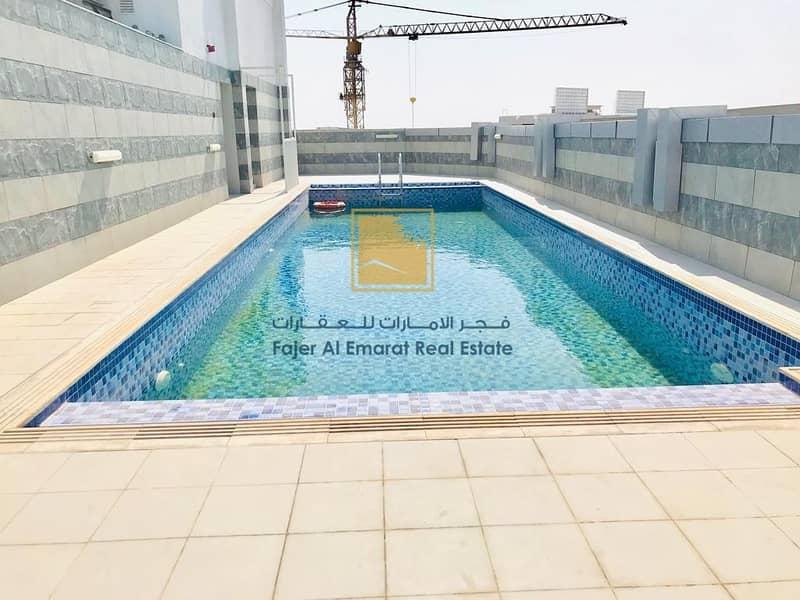 11 For 2 bedroom first living in Sharjah Majaz 2