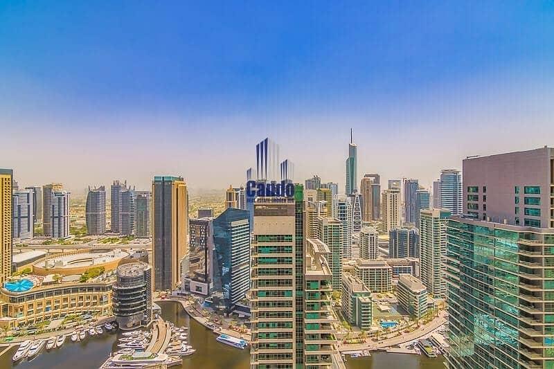 Amazing Marina view | High floor | 2 BR in Bahar