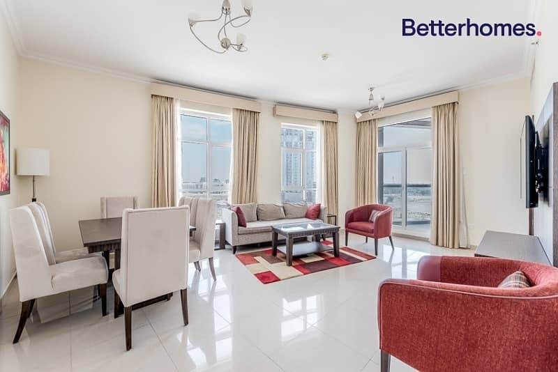 Fully Furnished   1 month free   Amazing Deal