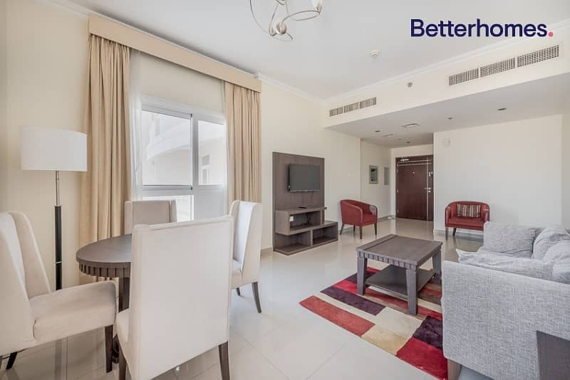 2 Fully Furnished | 1 month free | Amazing Deal