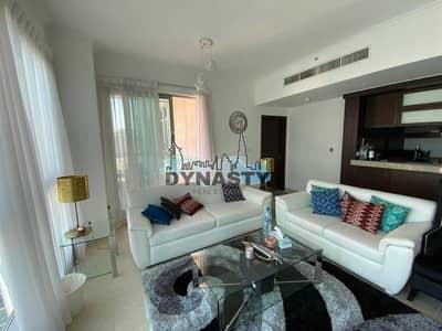 شقة 2 غرفة نوم للايجار في وسط مدينة دبي، دبي - Fully Furnished Luxury 2 Bedroom Apartment with Balcony