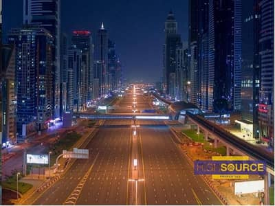 Plot for Sale in Sheikh Zayed Road, Dubai - Unique Opportunity | Freehold Plot for Sale on Sheikh Zayed Road