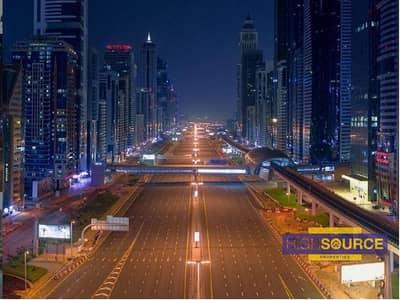 ارض سكنية  للبيع في شارع الشيخ زايد، دبي - Unique Opportunity | Freehold Plot for Sale on Sheikh Zayed Road