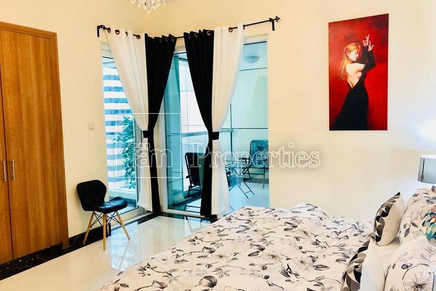 2 Newly Upgraded 1 Bedroom in Sulafa Tower