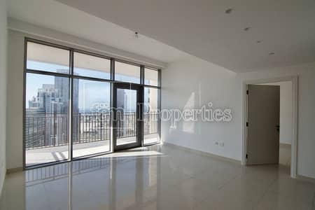 شقة 1 غرفة نوم للايجار في وسط مدينة دبي، دبي - High floor I Bright and spacious I Chiller free