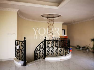 6 Bedroom Villa for Rent in Al Quoz, Dubai - CORNER VILLA .6 BED ROOM IN AL QUOZ 2 . 250K