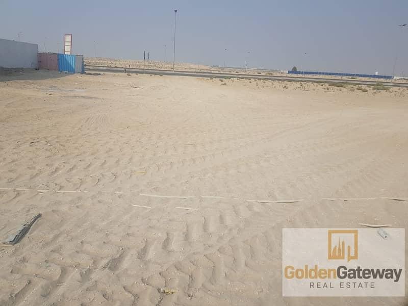 2 G+1 Residential Villa Plot | Jebel ali hills