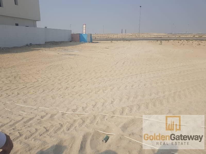 6 G+1 Residential Villa Plot | Jebel ali hills
