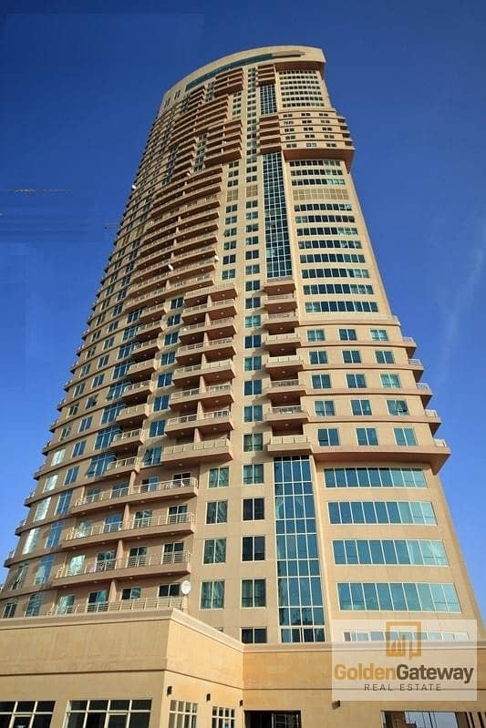 Furnished   Bright 1 Bedroom for sale in Icon Tower 2