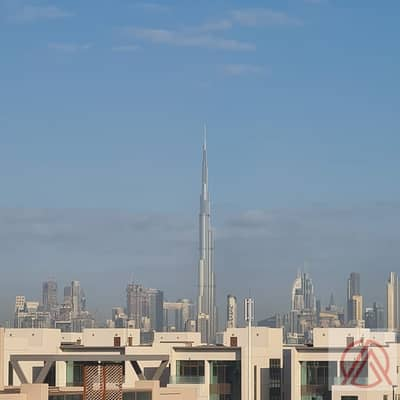 تاون هاوس 4 غرف نوم للايجار في مدينة ميدان، دبي - Grand Views single row/opp to park 4BR for 160k