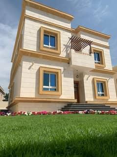 2.8 M New Villa For Sale in Sharqan, Sharjah