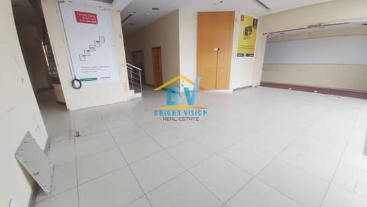 Double Floor Full Sea View Commercial Showroom in Corniche area