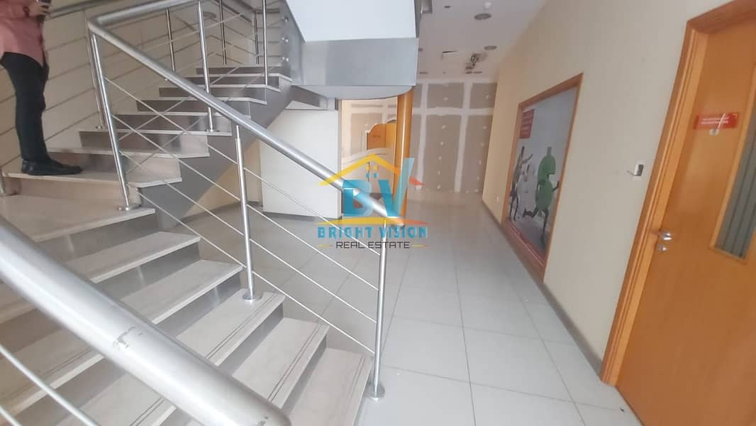 2 Double Floor Full Sea View Commercial Showroom in Corniche area
