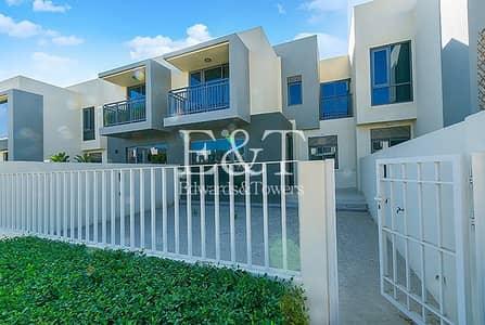 تاون هاوس 3 غرف نوم للبيع في دبي هيلز استيت، دبي - Middle Unit Type 2M | 3 Bedroom + Maids | Maple DH