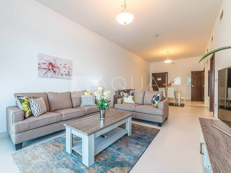 Multiple options | Furnished | Sea view