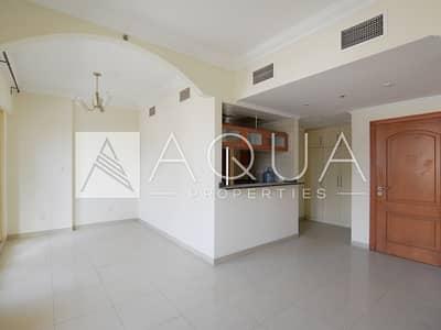 شقة 2 غرفة نوم للبيع في دبي مارينا، دبي - Full Marina view | Spacious Unit | Mid Floor