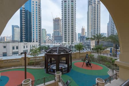 3 Bedroom Flat for Rent in Jumeirah Beach Residence (JBR), Dubai - Pool View | 3BR+Maids | Ready To Move In