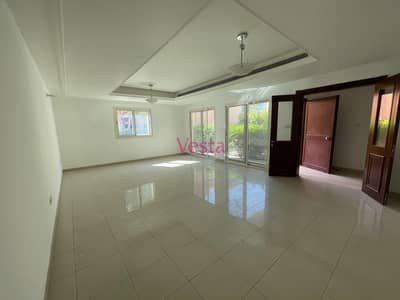3 Bedroom Townhouse for Rent in Al Nahyan, Abu Dhabi - Spacious 3 BR w/private garden and facilities