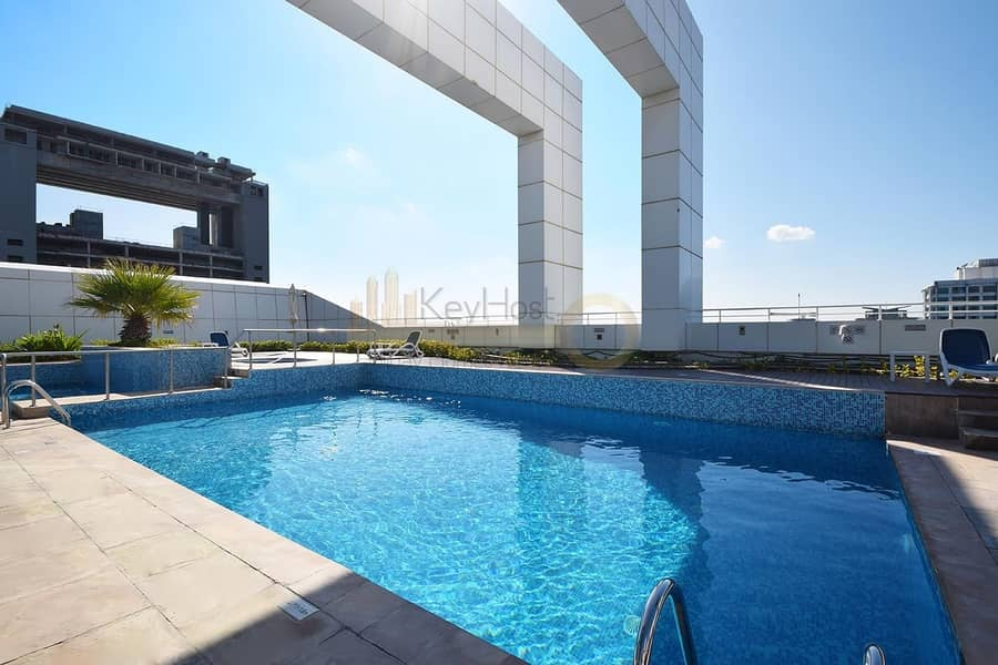 15 Lovely Studio Apartment in JLT | All Bills Included
