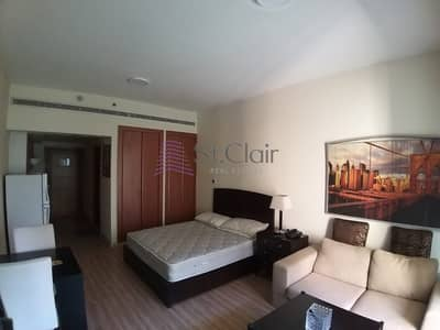Studio for Rent in The Greens, Dubai - Beautiful Furnished Chiller Free Studio