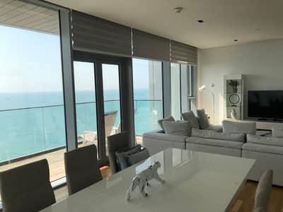 شقة 4 غرف نوم للبيع في جزيرة بلوواترز، دبي - Brand new | Sea view | Genuine listing