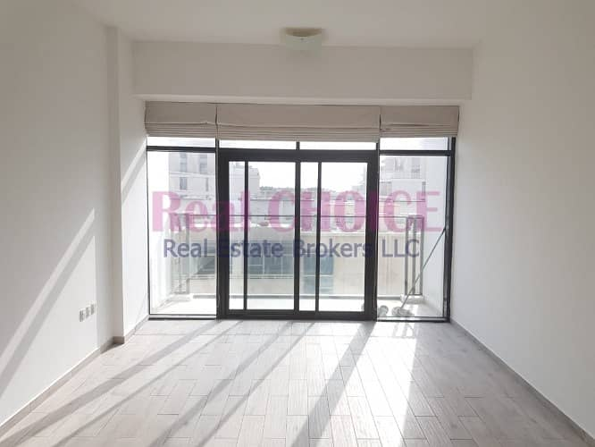Tenanted | Studio With Balcony | Shamal Residences