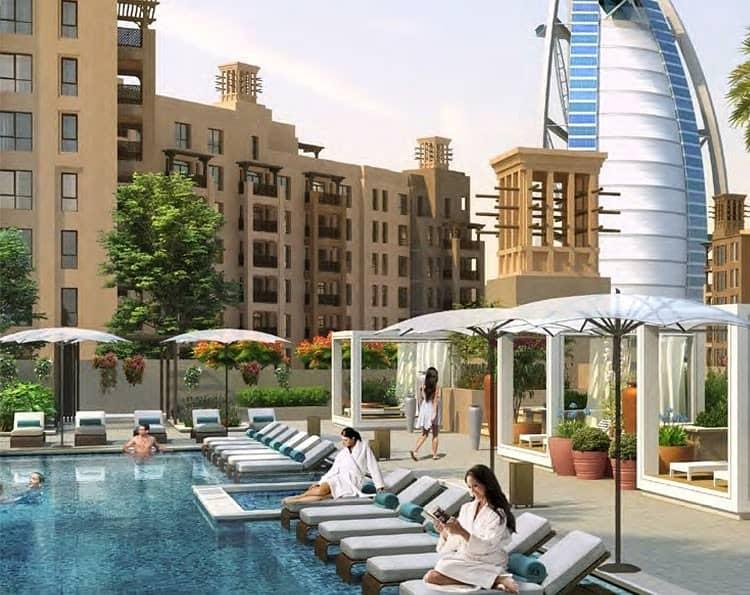 Asayel I 2Bedroom I Madinat Jumeirah Living