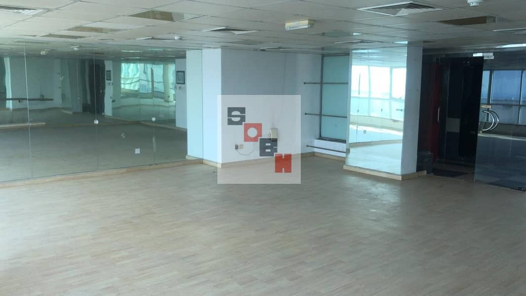 7 GYM Commercial Space for Rent located at Ajman 4