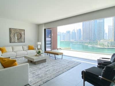 فیلا 3 غرف نوم للبيع في دبي مارينا، دبي - No Commission