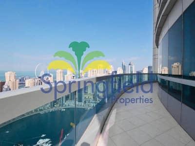 بنتهاوس 4 غرف نوم للبيع في دبي مارينا، دبي - Exclusive   4BR Duplex Penthouse   Vacant